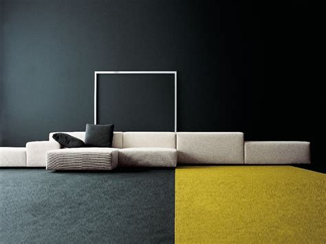 couch wall extra wall sofa by living divani design piero lissoni