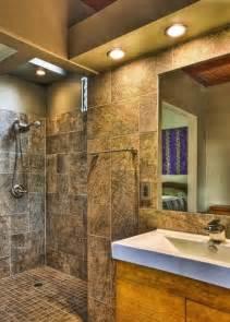Doorless showers open a world of possibilities
