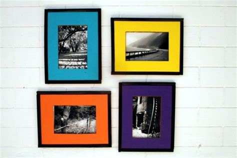 Black And White Awning Make Picture Frames And Make A Creative Photo Wall 15