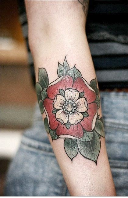 traditional english rose tattoo carrier anything and everything