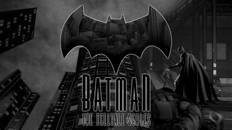 batman  telltale series hd wallpaper