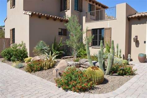 southwestern landscape designs photo above is section of desert highlands southwestern landscape by pascale land design