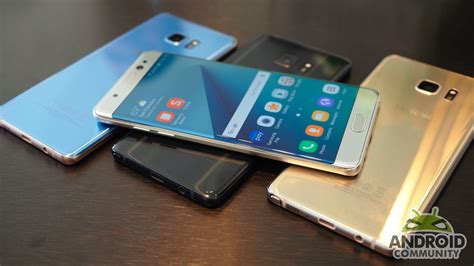 galaxy note mobile samsung galaxy note 7 availability on verizon t mobile
