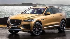 Jaguar Suv Pictures Jaguar F Pace 2016 Review Australian Drive Carsguide
