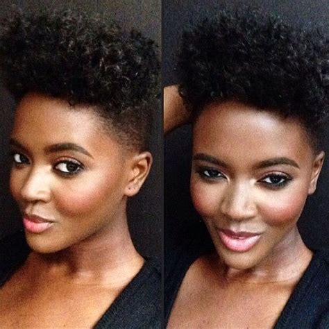 short hairstyles  black women freeze curls hairstyles