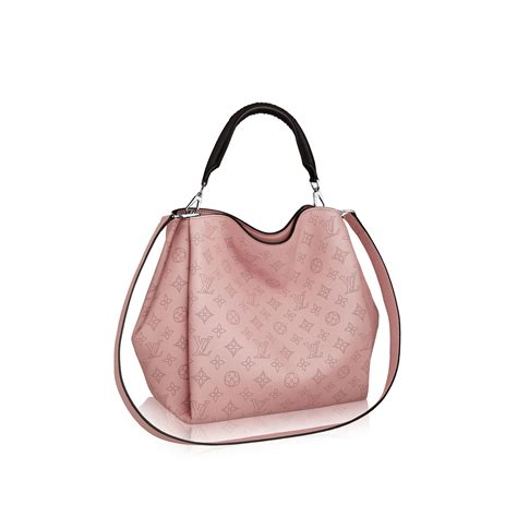 Lv Pink louis vuitton babylone pm in pink lyst