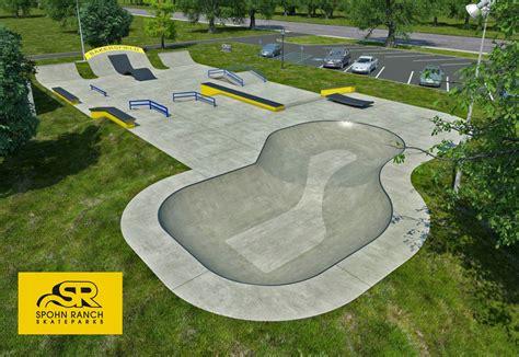 bakersfield park design for planz park skatepark in bakersfield spohn ranch