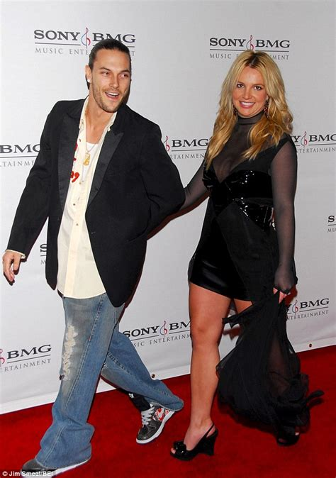 K Fed Slams Britneys Boyfriend by Ex Kevin Federline Slams Beyonce For