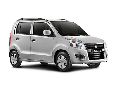 Sparepart Karimun Wagon R karimun wagon r gs airbag harga spesifikasi review