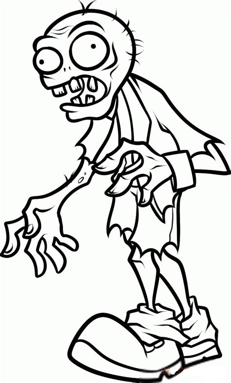 plants vs zombies coloring pages to download and print for