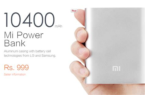 Mi Powerbank 10400 Mah Hijau xiaomi starts selling accessories power banks from its official portal mi in india phonebunch