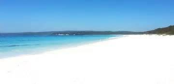 libro arena blanca hyams beach una playa de arena blanca
