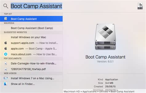 install windows 10 boot c mac how to create a bootable windows 10 installer usb on a mac