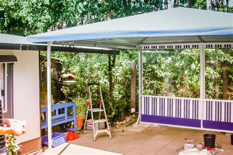 pavillon metall festes dach pavillon festes dach simple pavillon holz mit festem