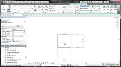 revit tutorial advanced advanced revit structure 2014 tutorial slabs on