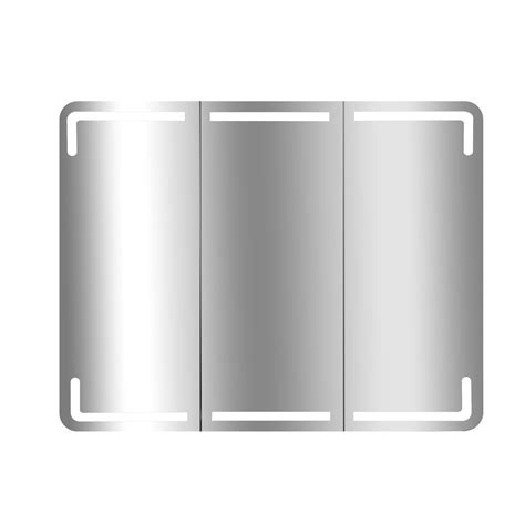agréable Armoire Salle De Bain Lumineuse #3: armoire-de-toilette-lumineuse-blanc-l-75-cm-estrella.jpg
