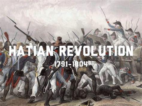 Of The Revolution a secret world war how the haitian revolution crushed