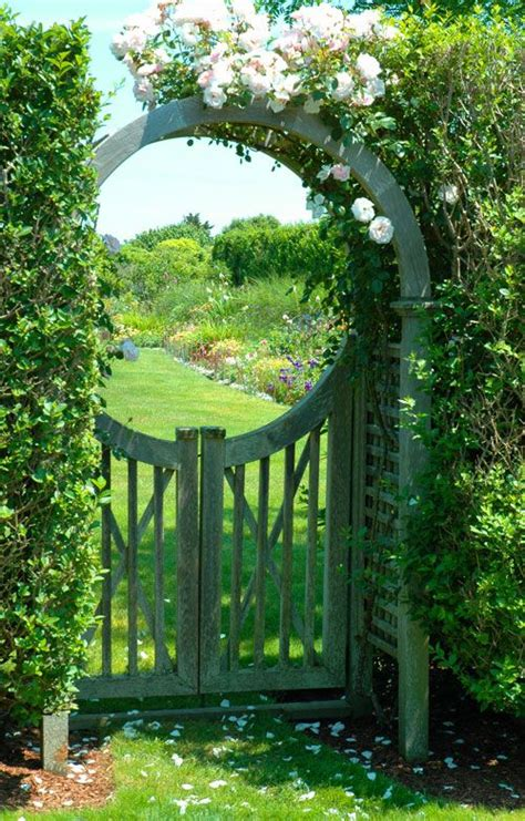 the 445 best images about garden gate on