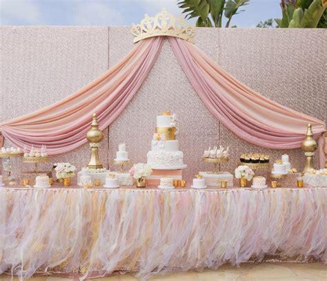 ideas de como decorar mesa de postres  mesa del pastel