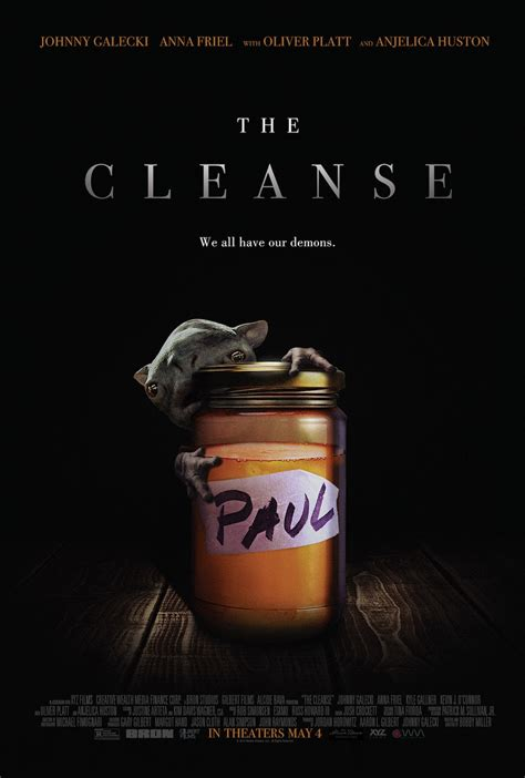 The Cleaner Detox by Check Out The Trailer And Poster For Horror Comedy The