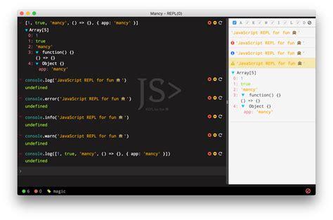 console js javascript node js console debugger for windows