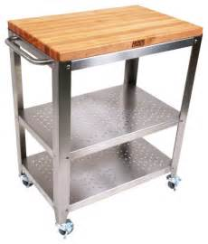 stainless steel kitchen cart with wood top islands and island this