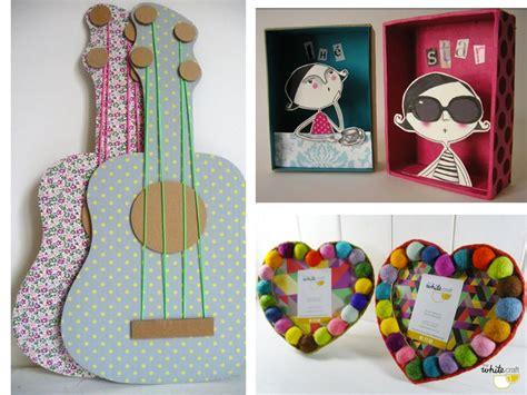 como decorar cajas de carton con tela para bebes 22 ideas fabulosas de manualidades con cajas de cart 243 n