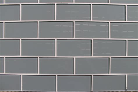 chimney smoke gray 3x6 glass subway tiles rocky point tile glass and mosaic tile store