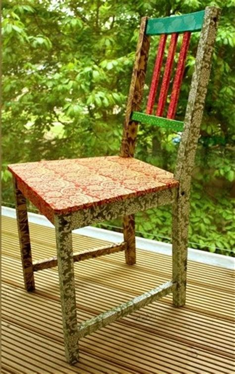 Decoupage For Outdoors - 1000 images about furniture painted decoupaged