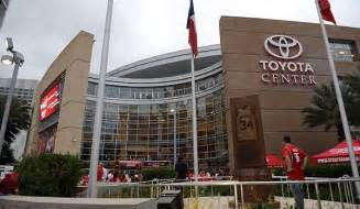 Toyota Center Website Toyota Center H Magazine