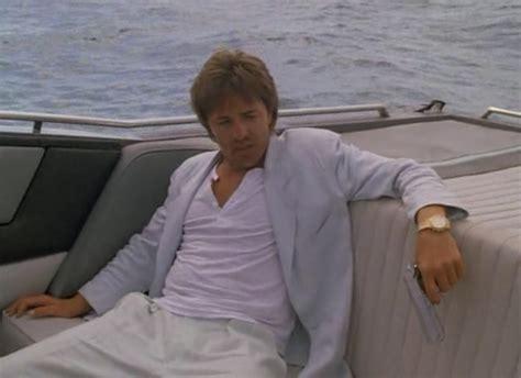 miami vice sonny crockett boat miami vice mondays payback