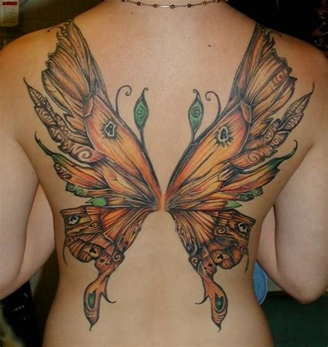 fairy wings tattoo designs 25 best ideas about wing tattoos on