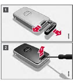 Volvo Key Fob Battery Volvo S80 2010 Battery Location Get Free Image About