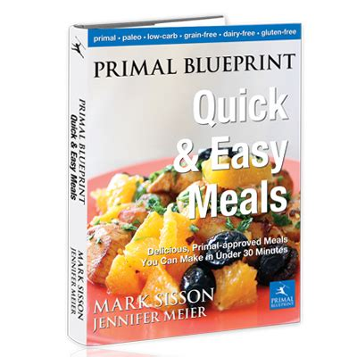 Pdf Primal Blueprint Easy Meals by Primal Blueprint Easy Meals Book Primal Blueprint