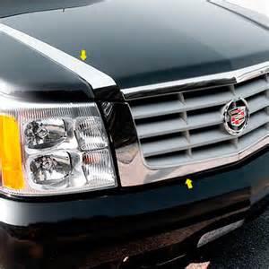 2002 Cadillac Accessories 2002 Cadillac Escalade Chrome Accessories Trim At Caridcom