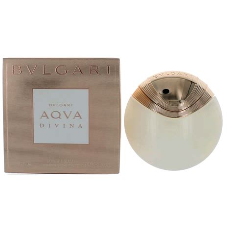 New Bvlgari Aqua Divina aqua divina perfume by bvlgari 2 2 oz edt spray for new ebay
