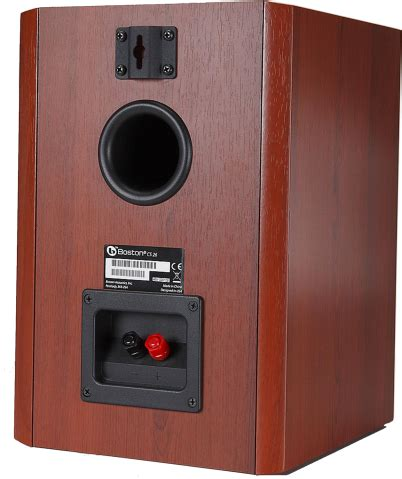 boston acoustics cs26 classic series bookshelf speaker