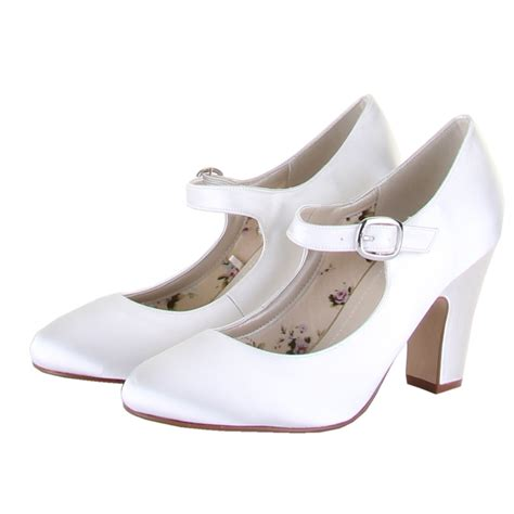 Wedding Shoes Janes by Rainbow Club Madeline Shoes Wedding Shoes