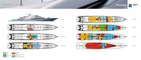 serene yacht layout pics for gt azzam yacht floor plan