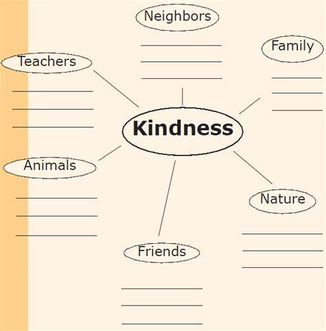 Kindness Worksheets by Kindness Web Sle