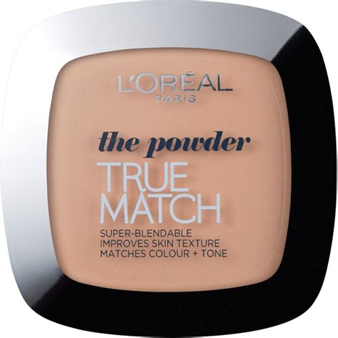 Loreal True Match Powder Foundation l or 233 al true match powder foundation various shades free shipping lookfantastic