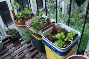 how to make self watering containers for your garden