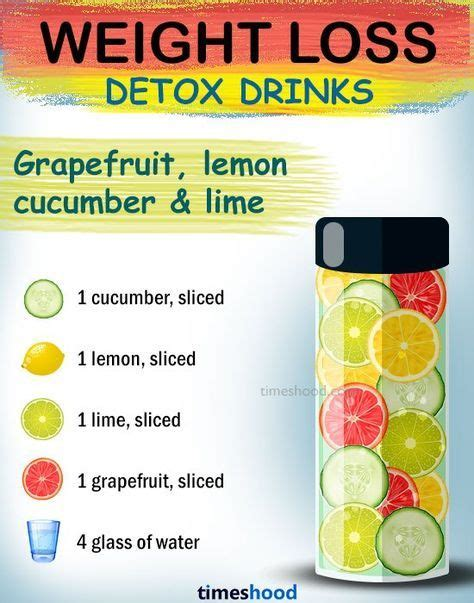 Effective Detox Tea For Weight Loss by How To Lose Weight Grapefruit Cucumber Lemon Weight Loss