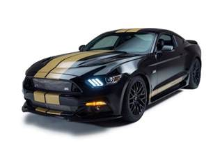 Ford H Ford Mustang Shelby Gt H 50th Anniversary 2016 Photo