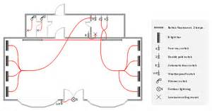 floor plan with electrical layout lighting and switch layout reflected ceiling plan