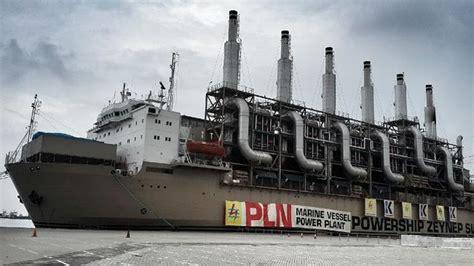 format bisnis plant pln sewa pembangkit listrik terapung dari turki bisnis