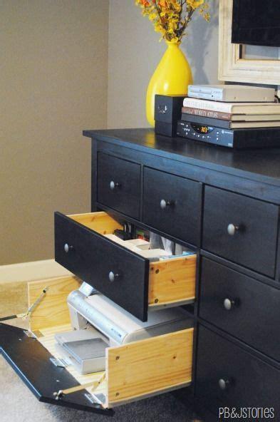 printer storage ideas best 25 printer storage ideas on pinterest