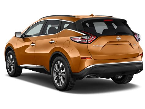 2016 nissan murano styling review the car connection