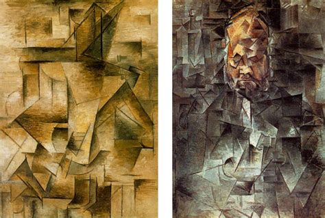 pablo picasso periods analytical cubism the ideas of analytic cubism widewalls