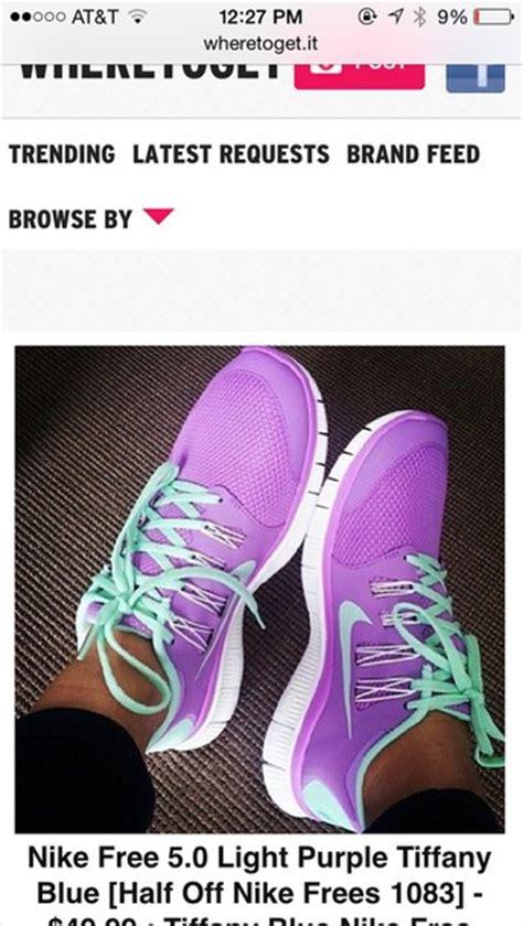 where can i buy purple lights shoes nike free run 5 0 light purple blue